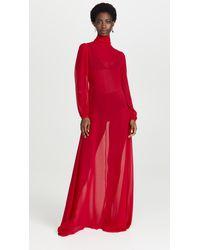 Aliétte Dress - Red