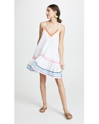 9seed - St. Tropez Ruffle Mini Cover Up - Lyst