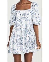 Macgraw Vienna Dress - Blue