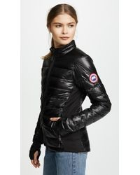 Canada Goose Hybridge Lite Jacket - Black