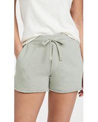 AMO Shorty Shorts - Multicolor