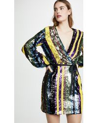 One By Lola Dress - Multicolor