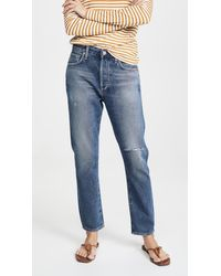Citizens of Humanity - Corey Slouchy Slim Jeans - Lyst