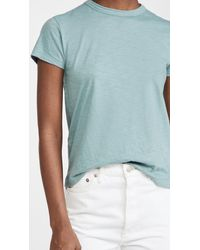 Vince Relaxed Tee - Multicolor