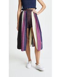 Tata Naka - Skirted Shorts - Lyst