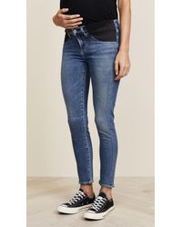 Citizens of Humanity - Maternity Ankle Avedon Jeans - Lyst
