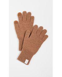 Rag & Bone Ace Cashmere Gloves - Multicolour