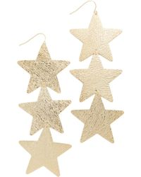 Adia Kibur - Ivy Star Earrings - Lyst