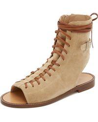 Belstaff - Bowen Sandals - Lyst