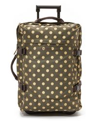 Bensimon - Printed Rolling Suitcase - Lyst