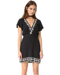 Cleobella - Shay Short Dress - Lyst
