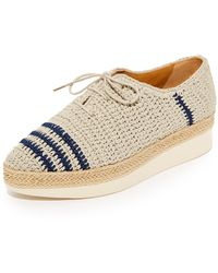 Coclico - Paddle Crochet Oxfords - Lyst
