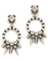 DANNIJO - Venus Earrings - Lyst