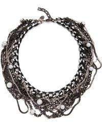 Erickson Beamon - Limelight Necklace - Lyst