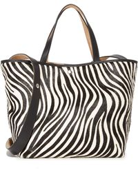 Elizabeth and James - Eloise Haircalf Tote - Lyst