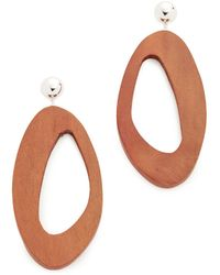 Elizabeth and James - Inez Earrings - Lyst