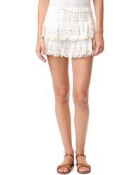 Flannel - Chateau Shorts - Lyst