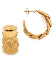 Gas Bijoux - Bora Bora Earrings - Lyst