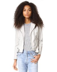 Lioness - Made For Milan Moto Jacket - Lyst