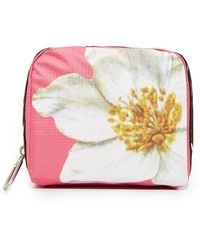 LeSportsac - Square Essential Cosmetic Pouch - Lyst