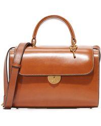 Maison Margiela Travel Beauty Case Bag - Brown