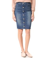 McGuire Denim - Marino Skirt - Lyst