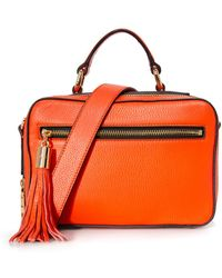 MILLY - Small Astor Satchel Bag - Lyst