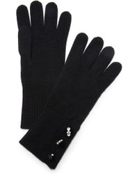 Marc Jacobs - Embellished Cashmere Gloves - Lyst