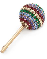 Marc Jacobs Lollipop Brooch - Multicolour