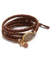 Nakamol - Gigi Wrap Bracelet - Lyst