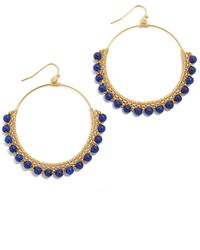 Nakamol - Daisy Earrings - Lyst