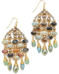 Nakamol - Tyler Earrings - Lyst
