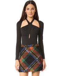 Noam Hanoch - Lulu Bodysuit - Lyst