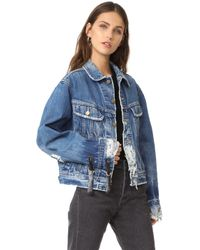 One Teaspoon - Vintage Denim Jacket - Lyst