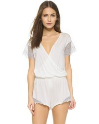 Only Hearts - Venice Romper - Lyst