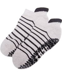 Pointe Studio - Donna Grip Studio Socks - Lyst