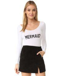 Private Party - Mermaid Bodysuit - Lyst