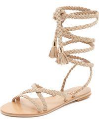 RAYE - Sadie Gladiator Sandals - Lyst