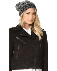 Rebecca Minkoff | Melange Degrade Slouchy Hat | Lyst