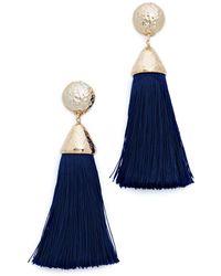 Rosantica Mini Teatro Earrings - Blue