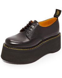 R13 - X Stack Oxfords - Lyst
