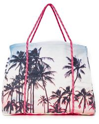 Samudra - Rope Tote Cotton Candy - Lyst