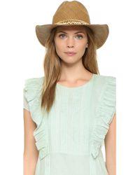 Sara Designs - Soleil Hat - Lyst