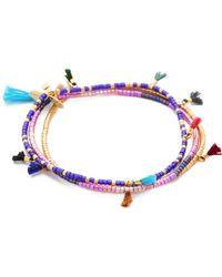 Shashi - Danielle Bracelet Set - Lyst
