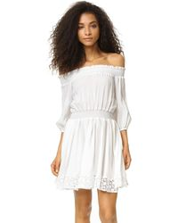 6 Shore Road By Pooja Brunch Time Dress - White
