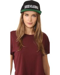 Spiritual Gangster - Good Karma Hat - Lyst