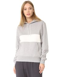 Tim Coppens | Embroidered Boy Hoodie | Lyst
