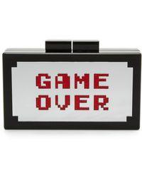 Urania Gazelli - Game Over Clutch - Lyst