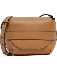 Vince - Park Small Saddle Bag - Lyst