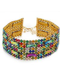 Vanessa Mooney - The Dragonette Choker Necklace - Lyst